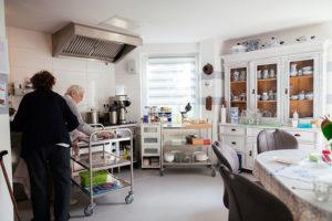 Küchenaktivitäten